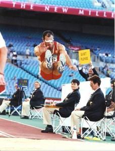 Saltador de longitud