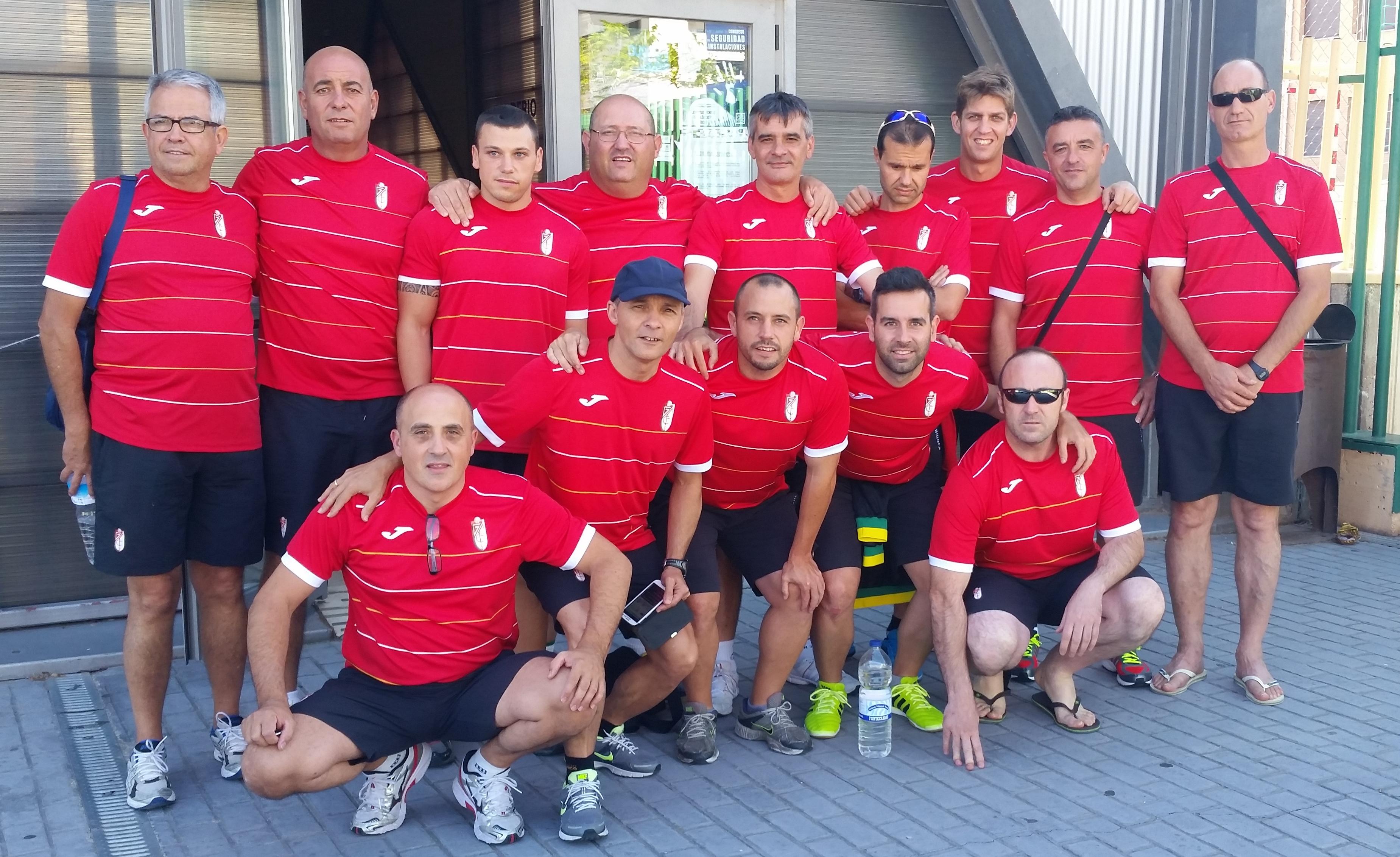 Equipo Granada Fútbol Sala B2