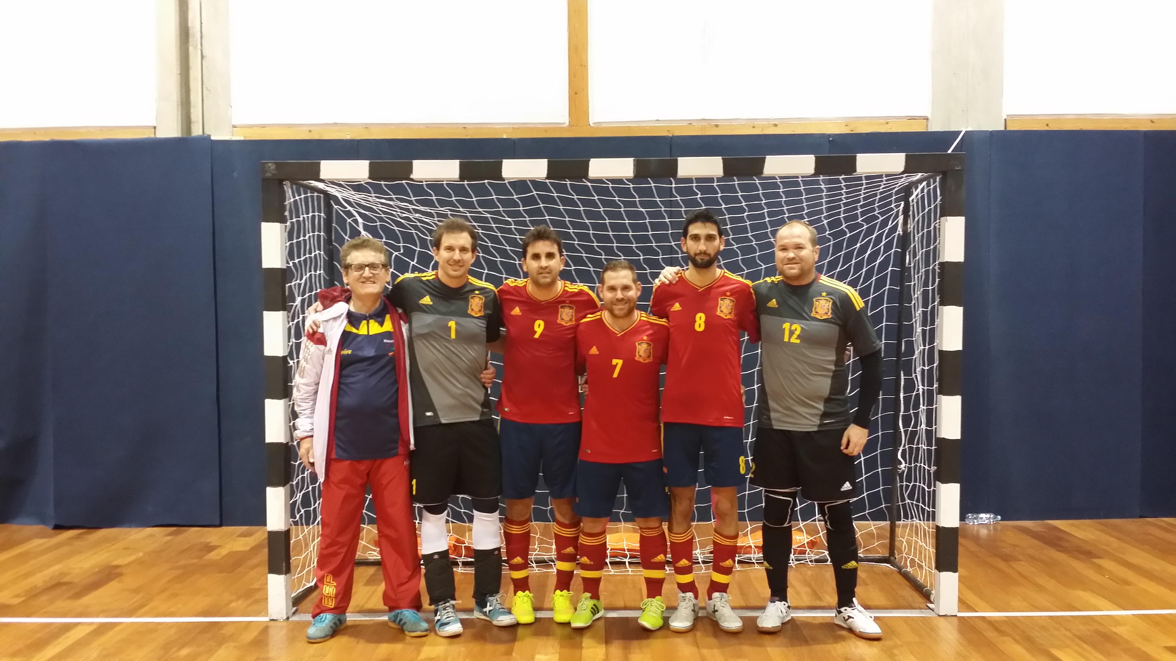 Selección Española en el Campeonato Europa 2014