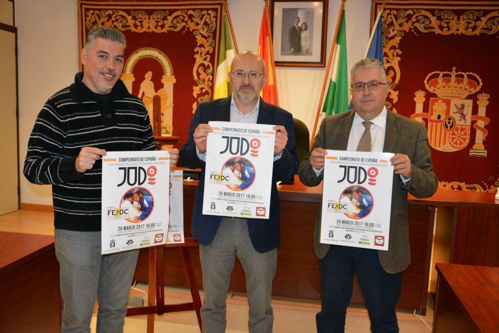 Presentación del Campeonato en el Ayuntamiento de Bormujos