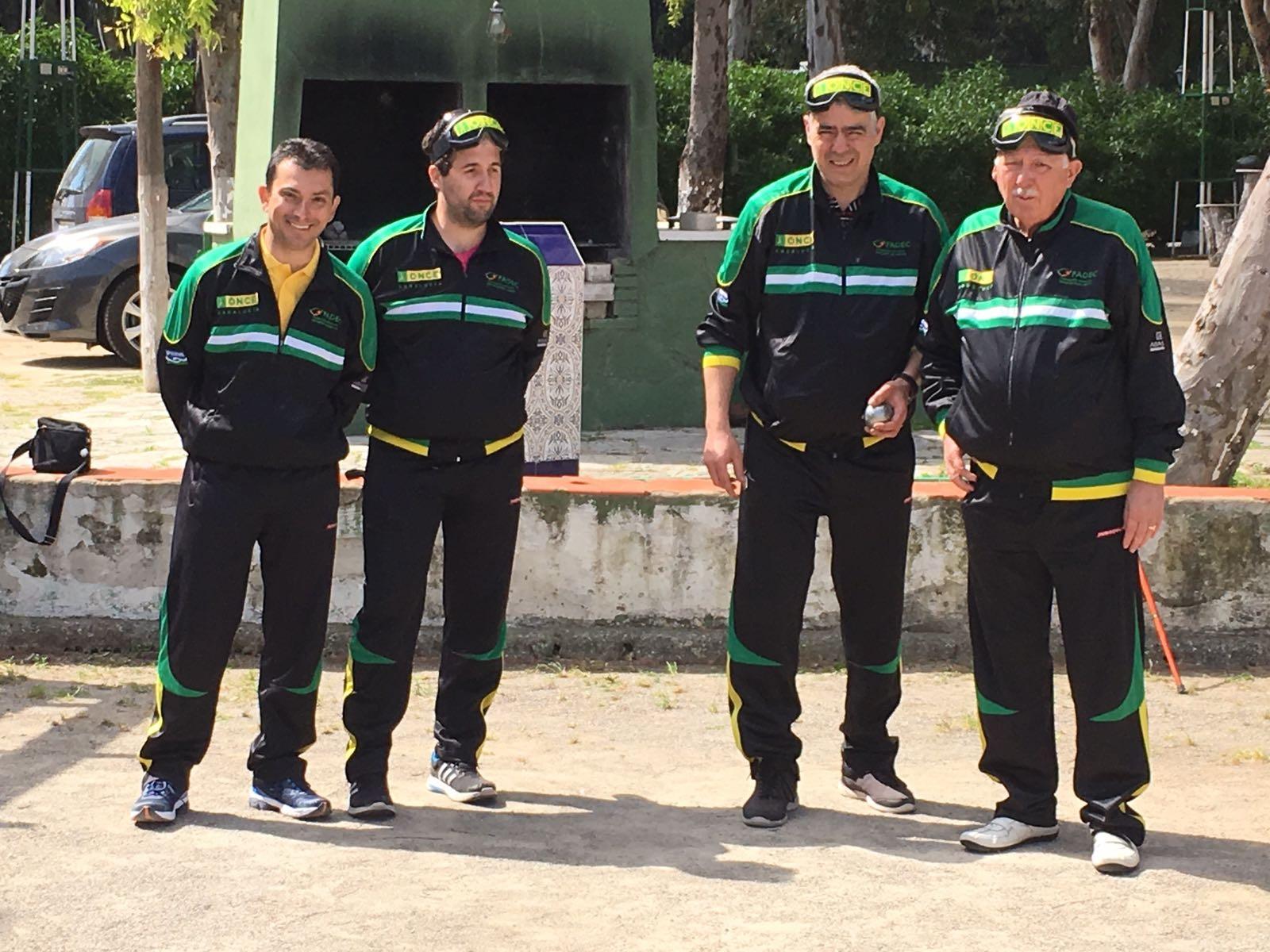 Participantes del Campeonato de Algeciras
