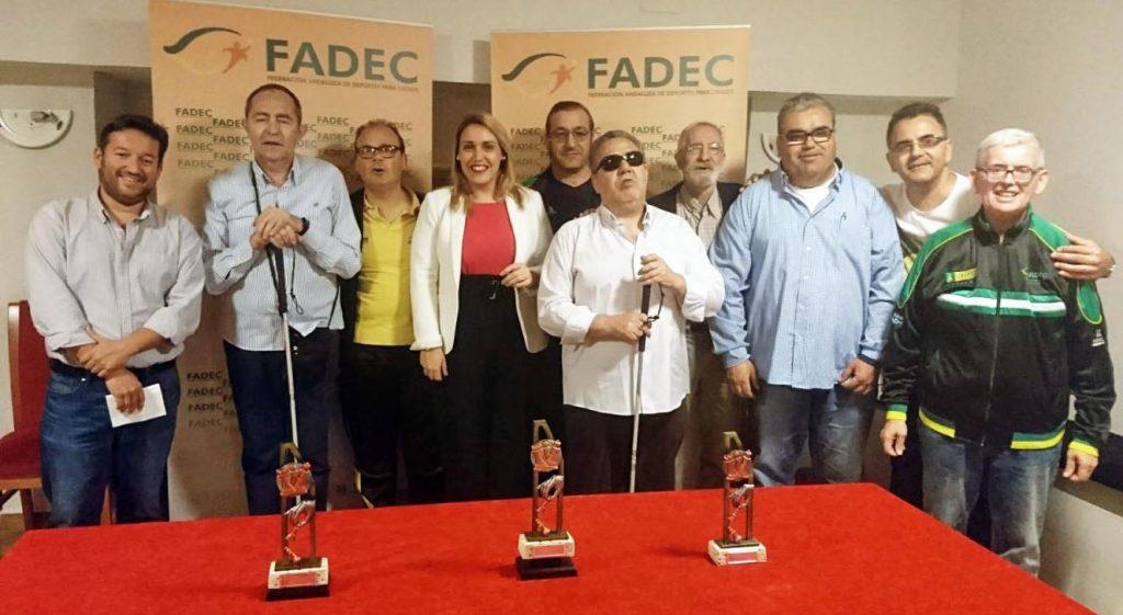 Los participantes en el Campeonato de Ajedrez