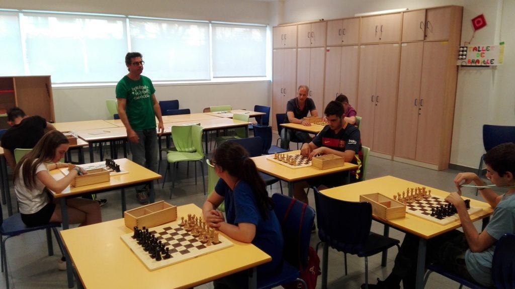 Pruebas de ajedrez